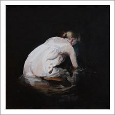 Paintings by Alex Kanevsky
