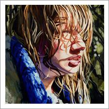 Paintings by Sara-Vide Ericson