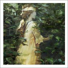 Oil Paintings by Joshua Flint