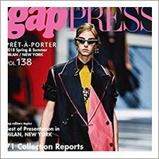 gap PRESS 2018 S:S milano:new york