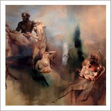 """""""Delphinium"""" by Rico White"""